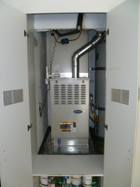 Furnance<br>80% Efficiency Furnace With Puron Coil